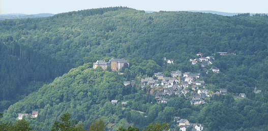 Kirchen Freusburg - der Firmensitz von Hassel Stuck